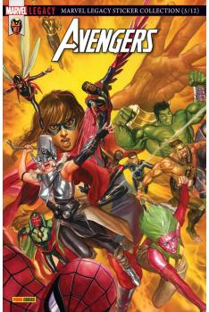 Marvel Legacy : Avengers 2