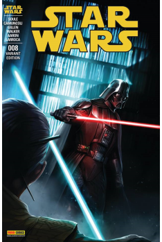 STAR WARS 08 Variant Cover (2018)