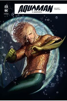 Aquaman Rebirth Tome 3
