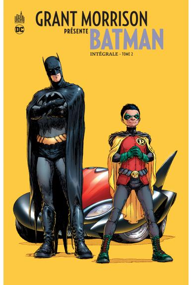 Grant Morrison Présente Batman Intégrale Tome 2