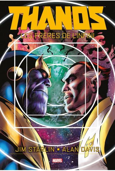 Thanos - La Quête de Thanos (2018)