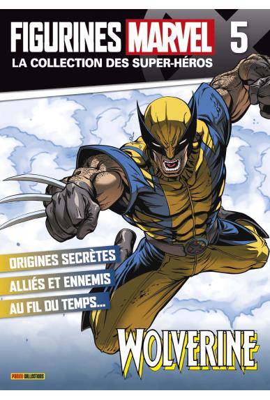 Wolverine - Figurine Marvel Super-Héros 5