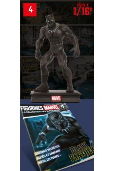 Black Panther - Figurine Marvel Super-Héros 4