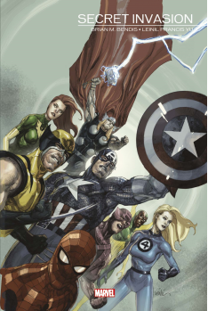 MARVEL EVENTS - Secret Invasion