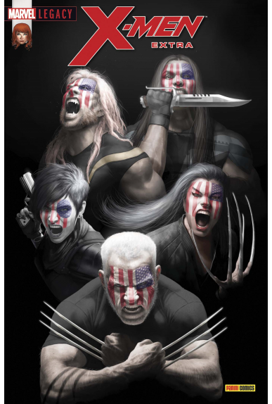 Marvel Legacy : X-Men Extra 2