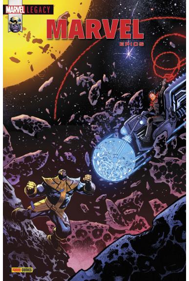 Marvel Legacy : Marvel Epics 2