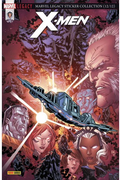 Marvel Legacy : X-Men 3