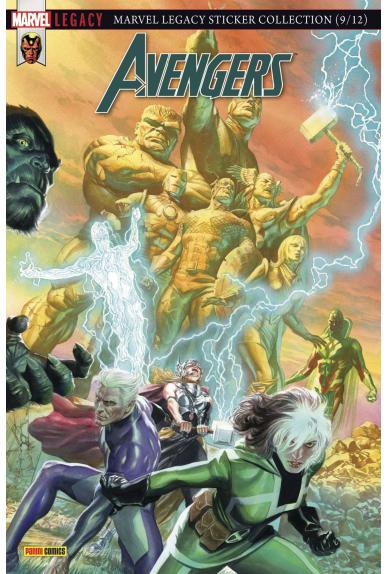 Marvel Legacy : Avengers 3
