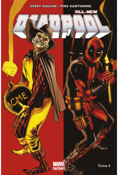 All New Deadpool Tome 4