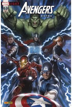 Marvel Legacy : Avengers Extra 1