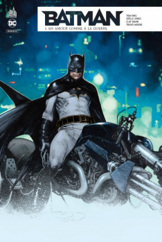 BATMAN REBIRTH TOME 4