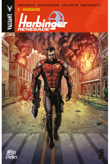 Harbinger Renegade Tome 2