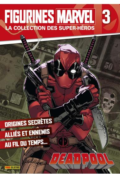 Deadpool - Figurine Marvel Super-Héros 3