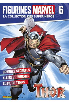 Thor - Figurine Marvel Super-Héros 6