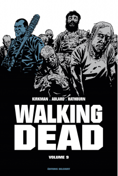 Walking Dead Prestige Volume 8