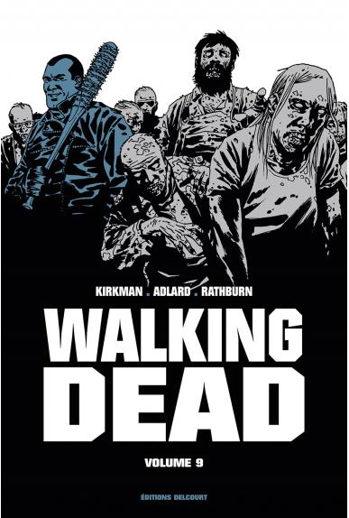Walking Dead Prestige Volume 8
