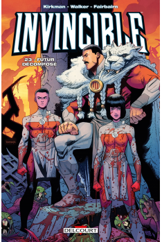 INVINCIBLE Tome 22 - Reboot ?