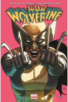 All New Wolverine Tome 3