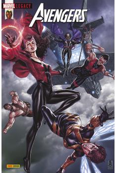 Marvel Legacy : Avengers 4