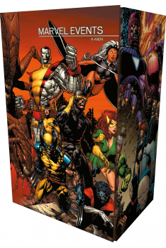 MARVEL EVENTS - COFFRET X-MEN