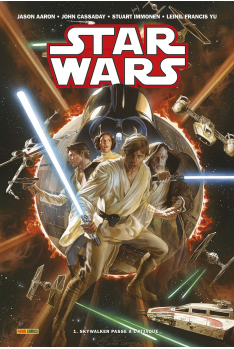 STAR WARS ABSOLUTE Tome 1