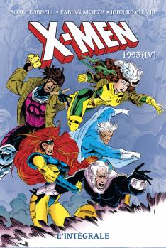 X-MEN L'INTEGRALE 1993 (IV)