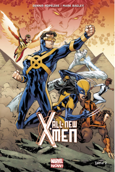 All New X-Men Tome 2 (Volume II)