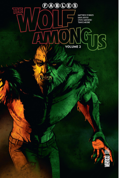 Fables - The Wolf Among Us Tome 2