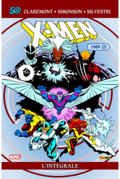 X-MEN L'INTEGRALE 1989 (I)