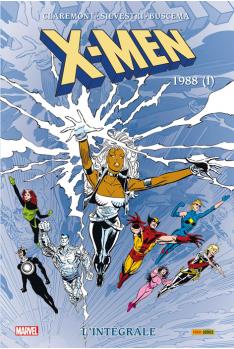 X-MEN L'INTEGRALE 1988 (I)
