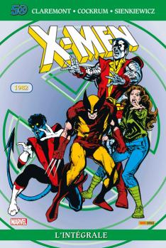 X-MEN L'INTEGRALE 1982