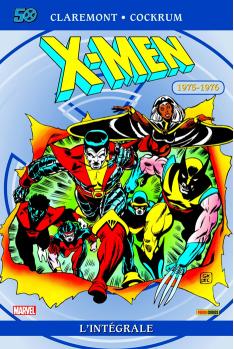 X-MEN L'INTEGRALE 1975-1976