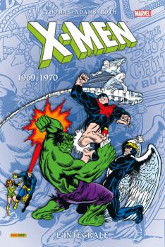 X-MEN L'INTEGRALE 1975-1976 NED