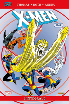 X-MEN L'INTEGRALE 1967 Ed. 50 ans