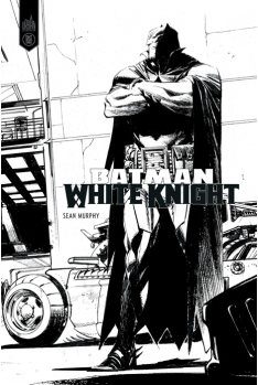 BATMAN : White Knight Noir & Blanc