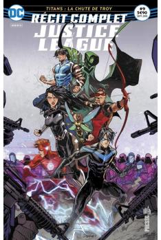 Récit Complet Justice League 9