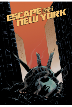 Escape from New York Tome 3