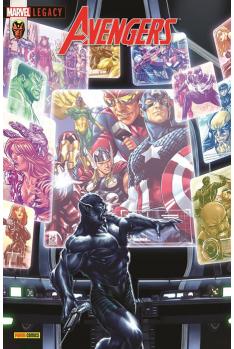 Marvel Legacy : Avengers 5