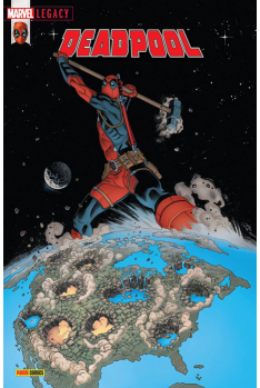 Marvel Legacy : Deadpool 5