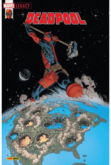 Marvel Legacy : Deadpool 5