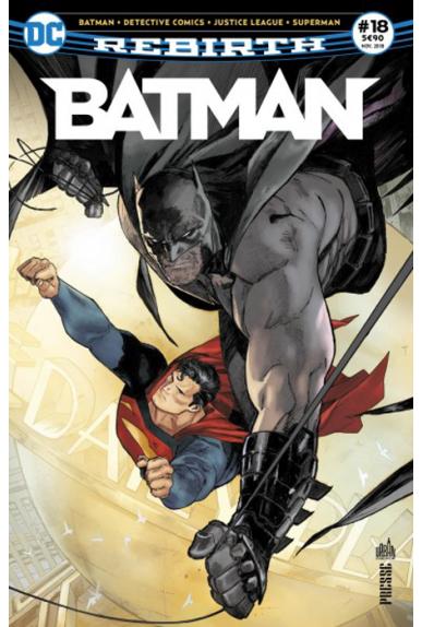 Batman Rebirth 18