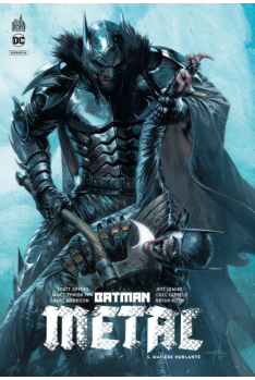 BATMAN METAL TOME 3