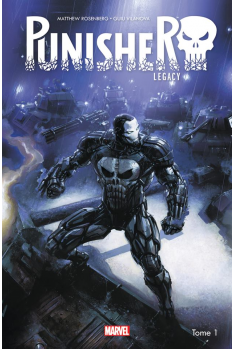 Punisher Legacy Tome 1