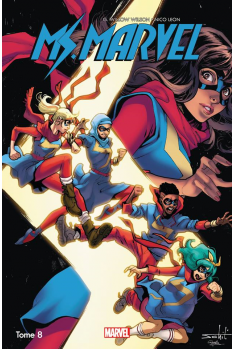 MS MARVEL TOME 8
