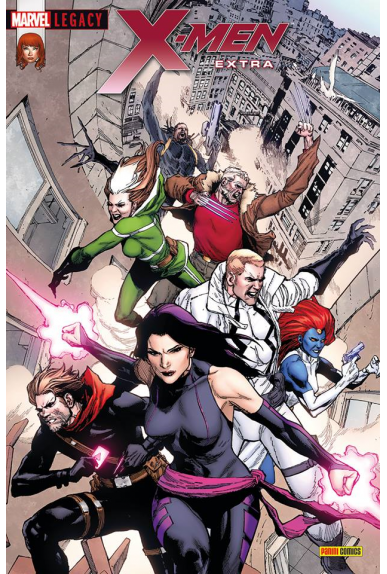 Marvel Legacy : X-Men Extra 3