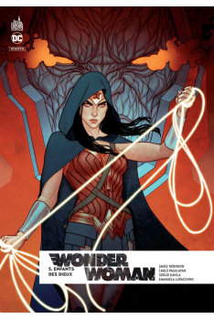 WONDER WOMAN REBIRTH TOME 5