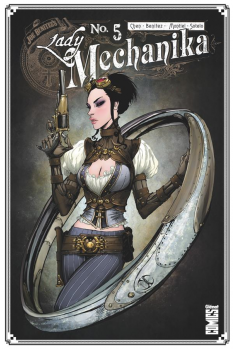 LADY MECHANIKA Tome 5