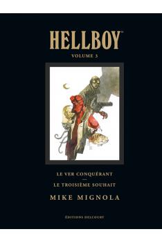 HELLBOY DELUXE Volume III