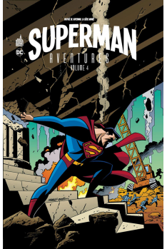SUPERMAN Aventures Tome 4
