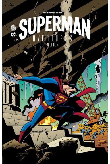 SUPERMAN Aventures Tome 4
